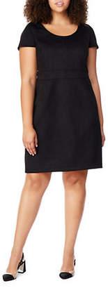 Wilson REBEL Plus Short-Sleeve A-Line Dress