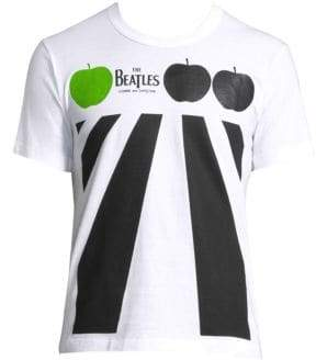Comme des Garcons Beatles Cotton Tee