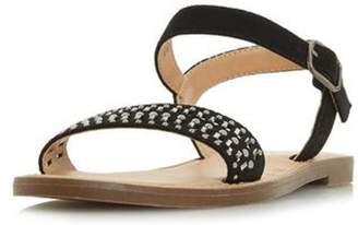 Dorothy Perkins Womens * Head Over Heels by Dune 'Lira' Ladies Flat Sandals