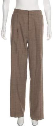 Boy By Band Of Outsiders High-Rise Wide-Leg Pants