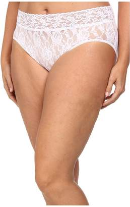 Hanky Panky Plus Size Signature Lace French Brief Women's Underwear