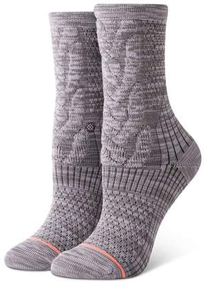 Stance Olivia Cable-Knit Crew Socks