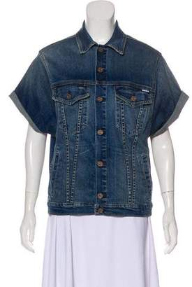 Mother Casual Denim Jacket