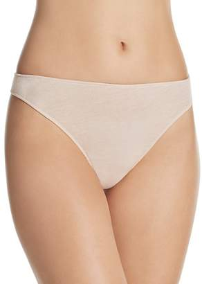 Only Hearts Organic Cotton Thong
