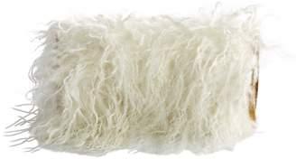 Maiyet Mongolian Lamb Clutch Bag