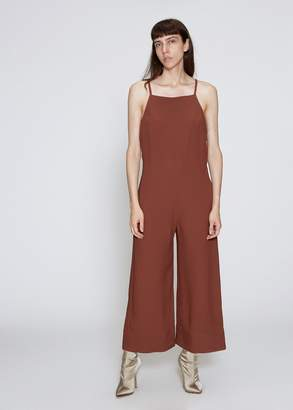 Nomia Cropped Strap Jumpsuit