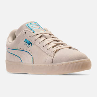 Puma Unisex Suede Foil FS Casual Shoes