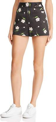 Milly Trudee High-Waist Shorts