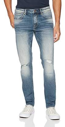 Denim Garage Men's Slim-fit Stretch Jean 34X36