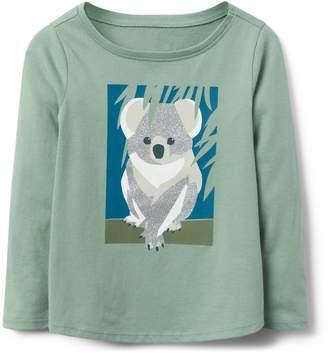 Crazy 8 Crazy8 Sparkle Koala Tee