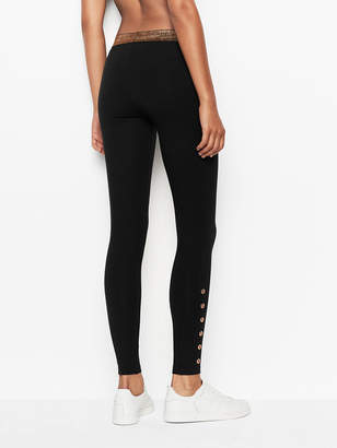 Victoria Sport Anytime Cotton Lace-up Legging