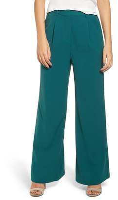 Leith High Waist Flare Pants