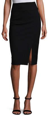 WORTHINGTON Worthington Ponte Skirt - Tall