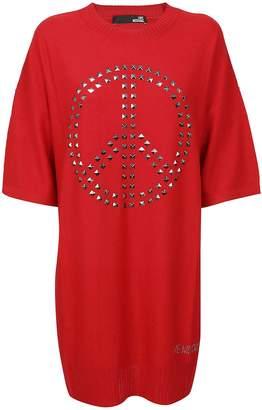 Love Moschino Peace Dress