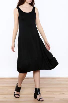 Comfy USA Tank Midi Dress