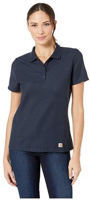 Carhartt Contractor's Short Sleeve Work Polo