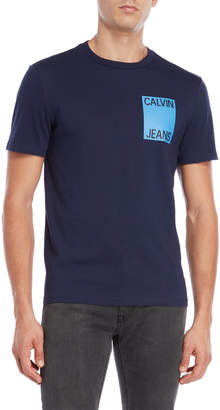 Calvin Klein Jeans Stacked Logo Tee