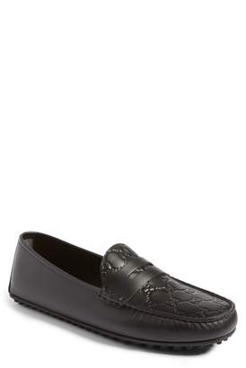 fa0f8f3b473 Mens Gucci Driving Loafers
