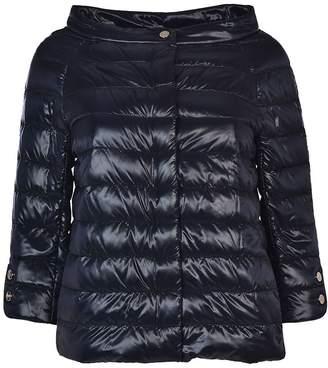 Herno (ヘルノ) - Herno Collarless Padded Jacket