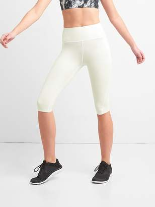 Gap GFast High Rise Crop Leggings in Sculpt Revolution