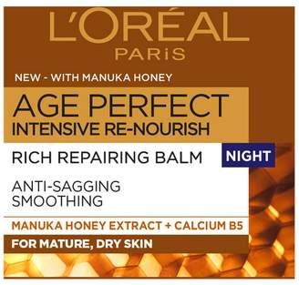 L'Oreal Age Perfect Intensive Renourish Manuka Honey Night Cream 50ml