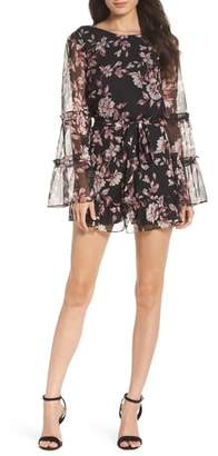 Ali & Jay Stop and Smell the Roses Romper