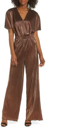 Charles Henry Crossover Jumpsuit