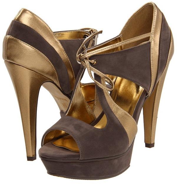 Michael Antonio Kambria (Taupe) - Footwear