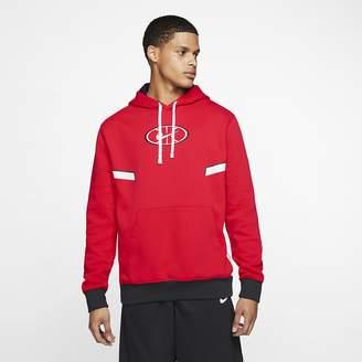 Nike Men's Basketball Hoodie Club Fleece