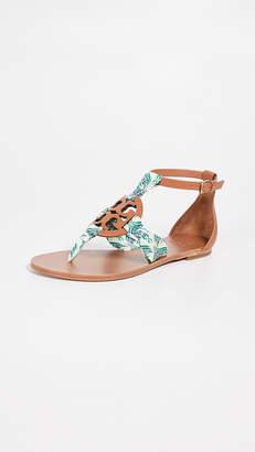 Tory Burch Miller Scarf Sandals