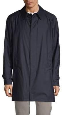 Giorgio Armani Cashmere & Silk Coat