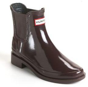 Hunter Bradwell Ankle Rain Boots