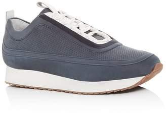 Grenson Men's Sneaker 12 Suede Low-Top Sneakers
