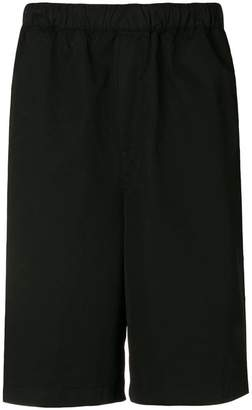 McQ casual oversized running shorts