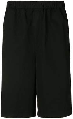 McQ casual oversized running shorts