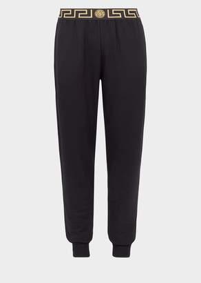 Versace Greca Border Lounge Pants