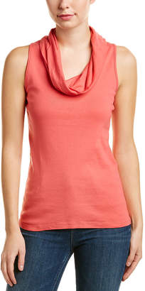 Three Dots Cowl Tank
