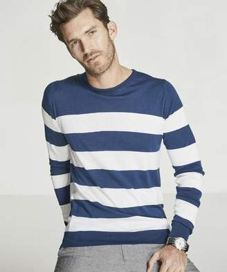 John Smedley Sweaters Raydon Stripe Sweater