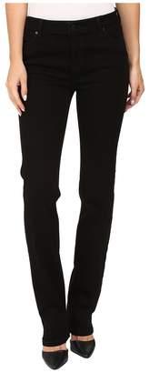 Liverpool Sadie Straight in Black Rinse Women's Jeans
