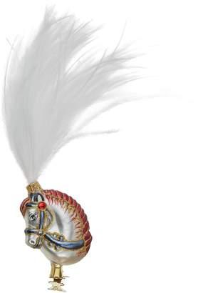 Harrods Clip-On Horse Decoration