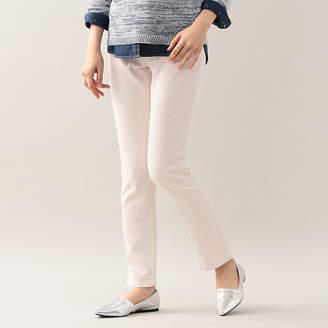 Evex by Krizia (エヴェックス バイ クリツィア) - エヴェックス バイ クリツィア 【ウォッシャブル】コットンストレッチパンツ(evex jeans)