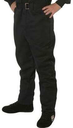G-FORCE G-Force 4127XXLBK GF 125 Black XX-Large Single Layer Racing Pants
