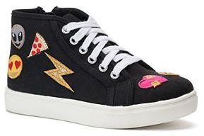 SO® Linden Girls' Emoji Sneakers $54.99 thestylecure.com