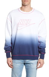 Nike Sportswear Dip Dye Crewneck Sweatshirt