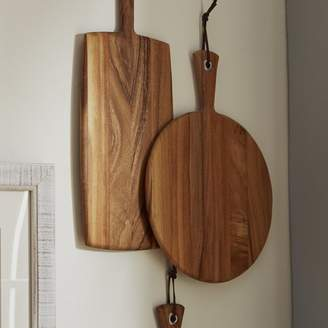 "Ironwood Gourmet Acacia 14"" Rectangular Paddleboard"