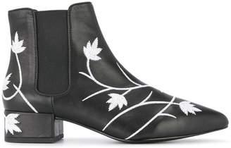 Senso Kaia I floral boots
