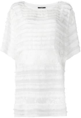 Faith Connexion X NVDS lace T-shirt dress