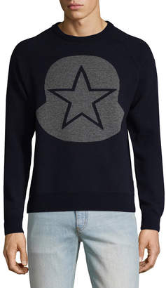 Moncler Graphic Print Sweater