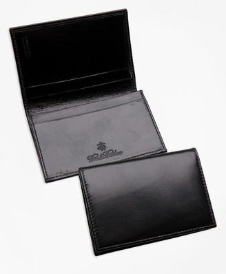 be111d89dc0 Brooks Brothers French Calfskin Business Card Case