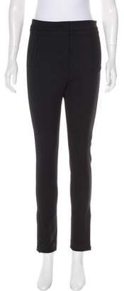 Moncler High-Rise Skinny Pants